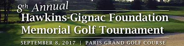 Hawkins-Gignac Memorial Golf Tournament